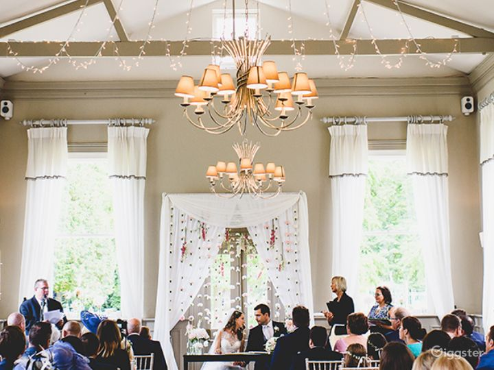 Captivating Venue for a Wedding Ceremony or Breakfast in London Photo 2