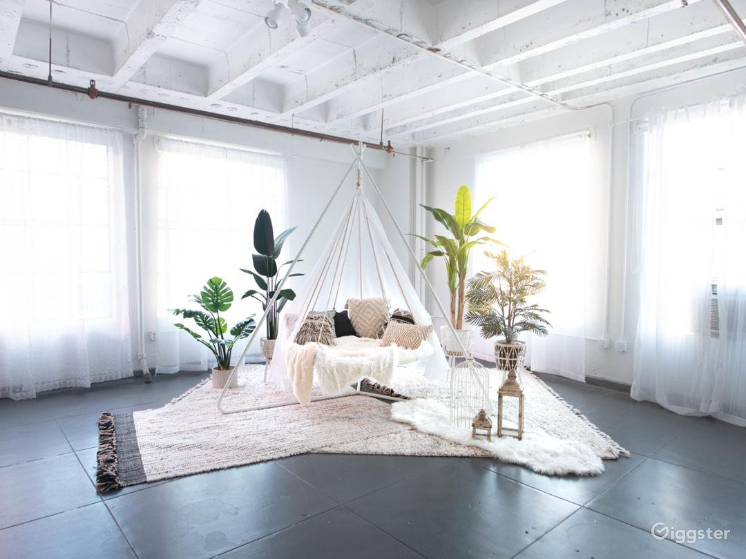 DTLA Boho2 with Tipi & Moroccan Lounge Decor 3,500 Photo 1