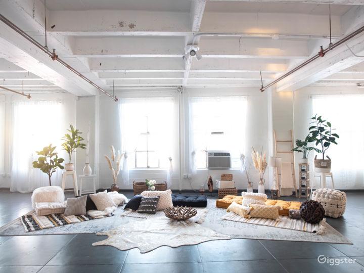 DTLA Boho2 with Tipi & Moroccan Lounge Decor 3,500 Photo 2