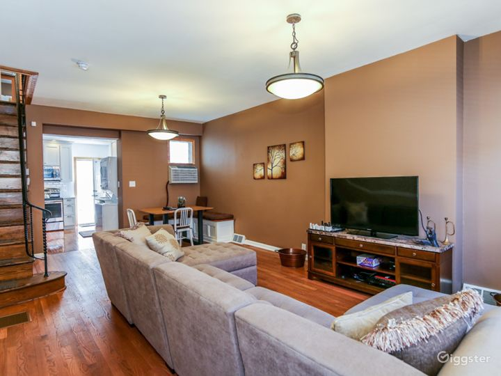 Charming Philly Row Home in Art Museum Area!