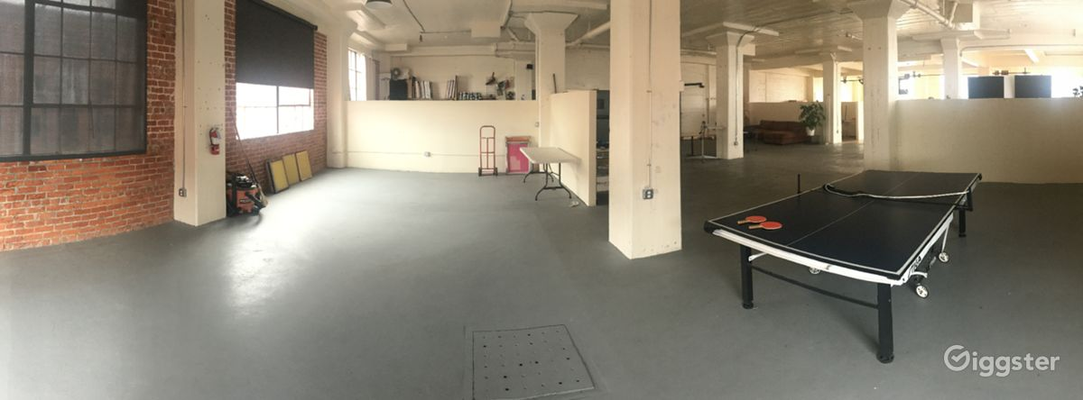 Rent The Event Space/Rooftop, Gallery/Museum, Office(commercial) Studio