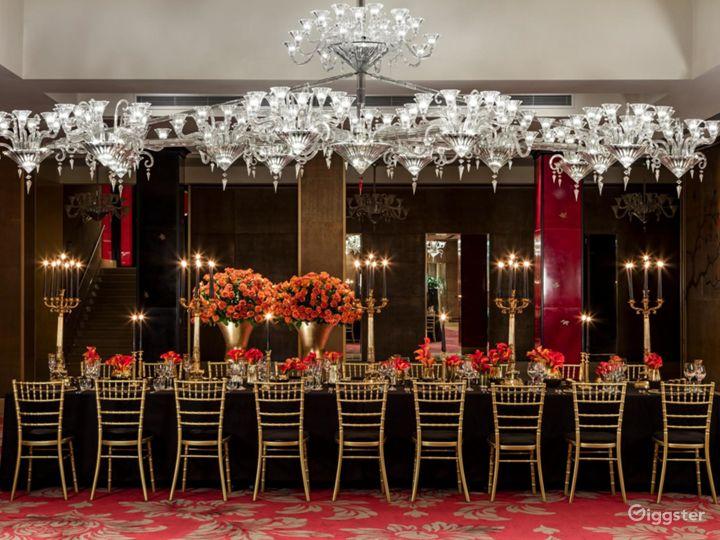 The Spectacular Crystal Room  in Mayfair, London Photo 5