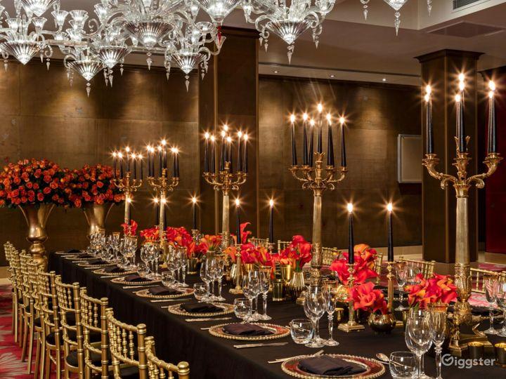 The Spectacular Crystal Room  in Mayfair, London Photo 4