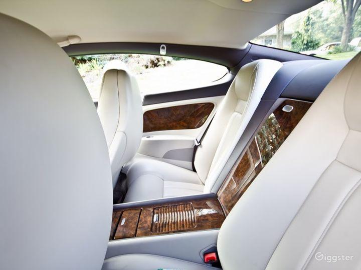 Bentley Continental GT Photo 4