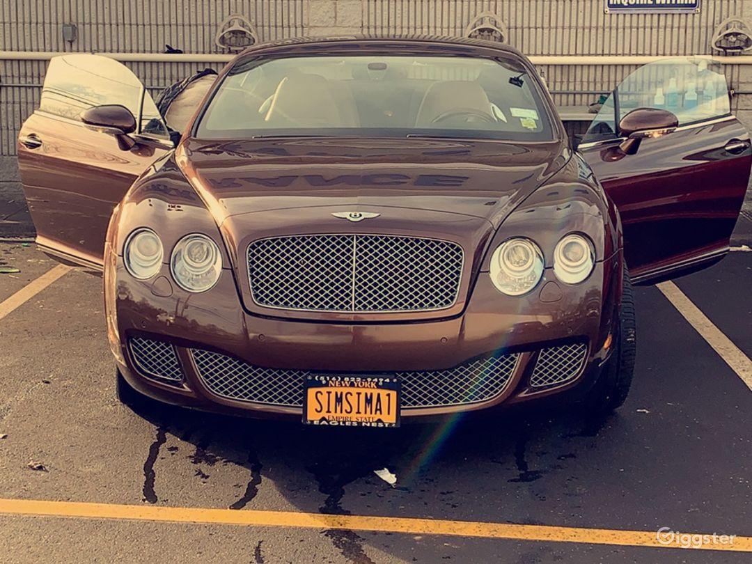 Bentley Continental GT Photo 1