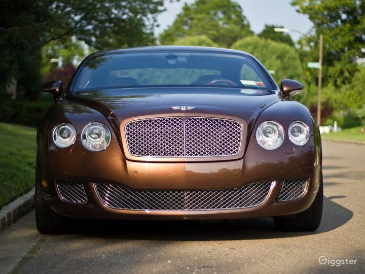 Bentley Continental GT Photo 3