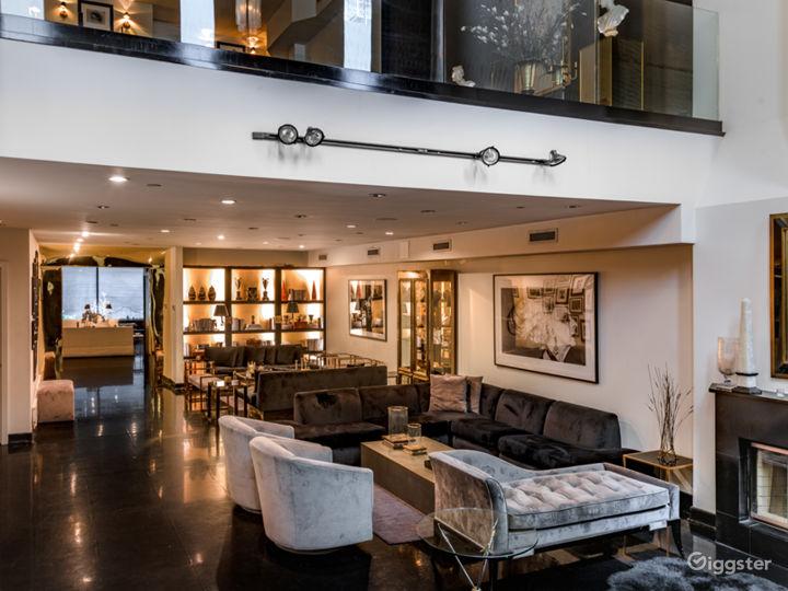 Classically Elegant 5000 sqft Soho Duplex