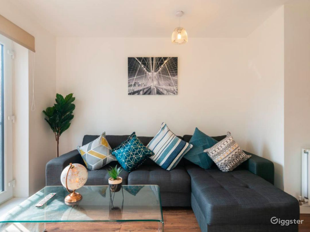 The Knightsbridge Classic Apartment in Manchester Photo 1