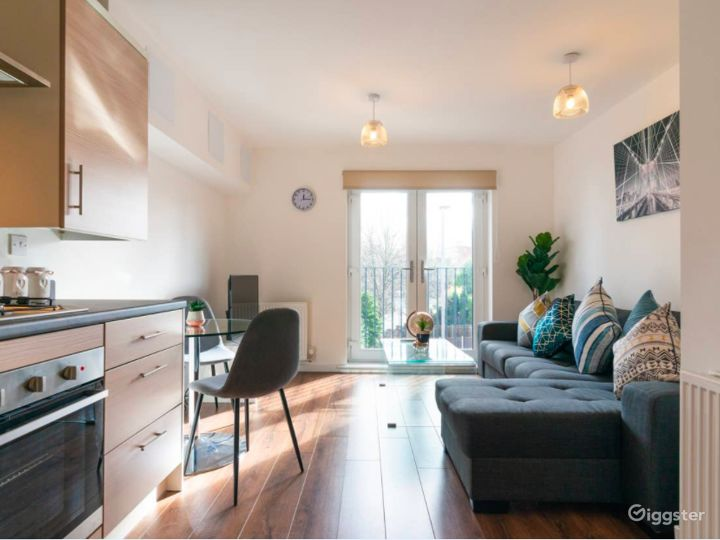 The Knightsbridge Classic Apartment in Manchester Photo 3