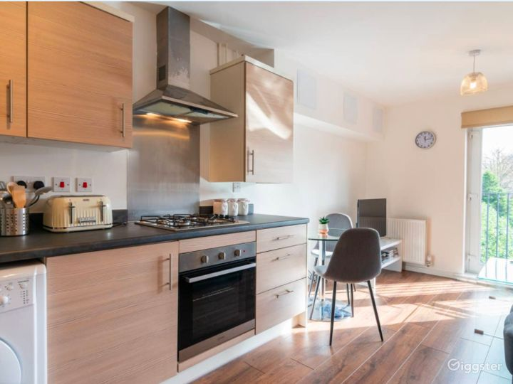 The Knightsbridge Classic Apartment in Manchester Photo 2