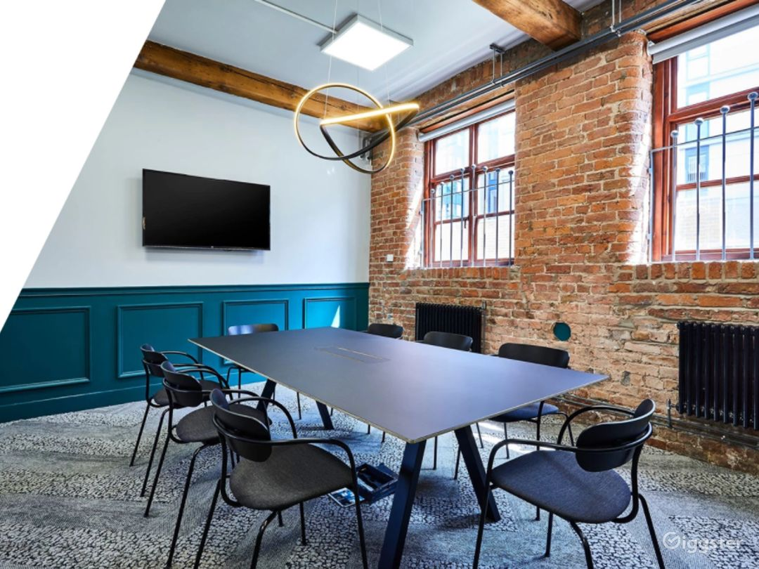 Flint Glass Works | Conference Room in Manchester Photo 1