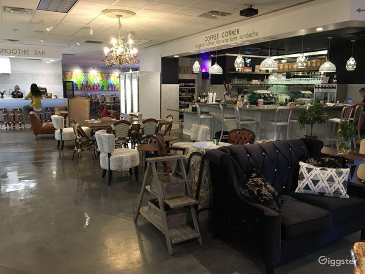 Buy-Out Rental - Indoor + Patio Events Venue Photo 5