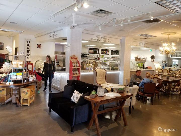 Buy-Out Rental - Indoor + Patio Events Venue Photo 3