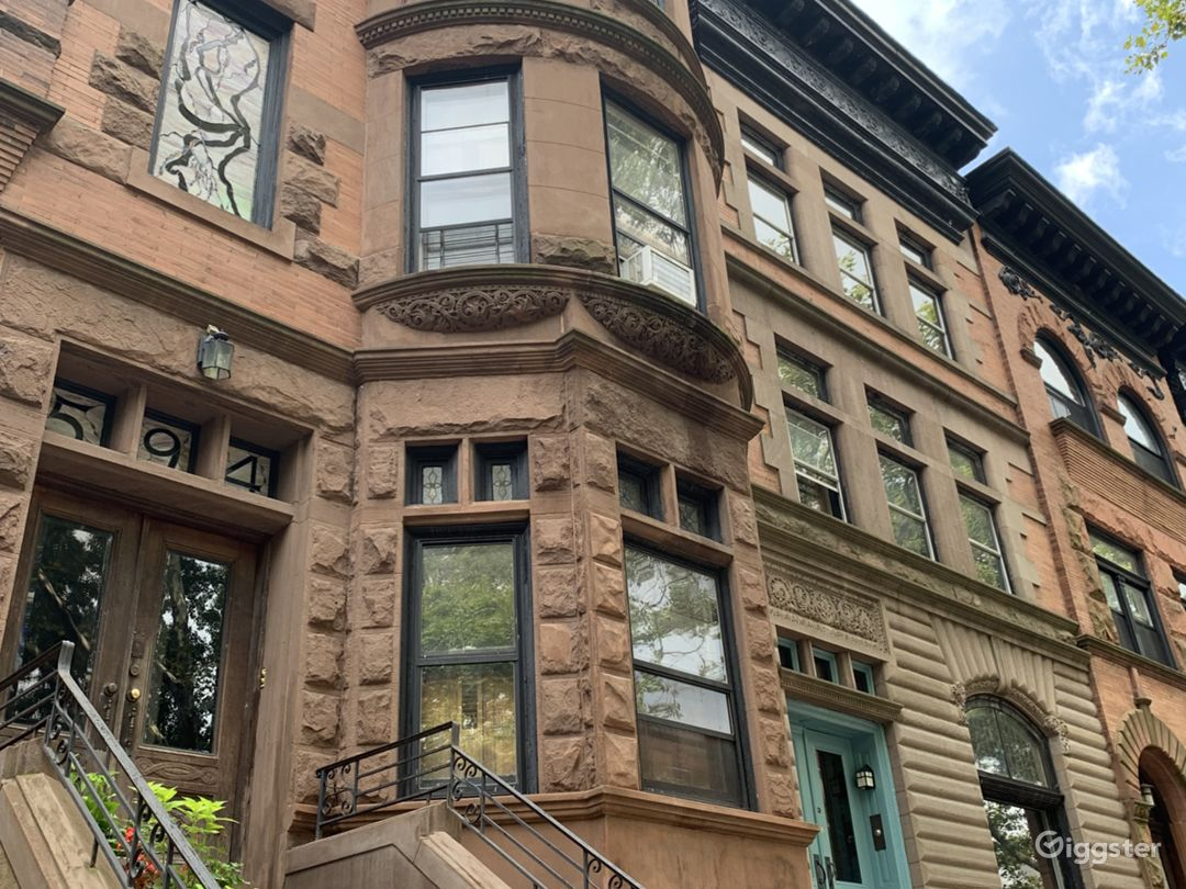Landmark Brownstone