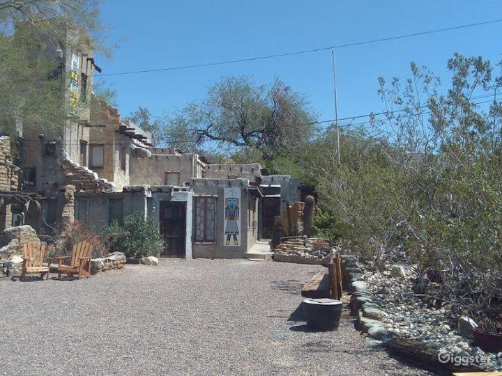 Historic Courtyard in Desert Hot Springs Photo 5