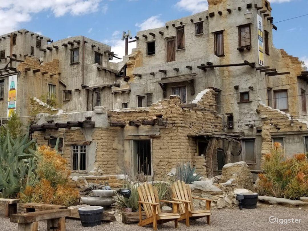 Historic Courtyard in Desert Hot Springs Photo 1