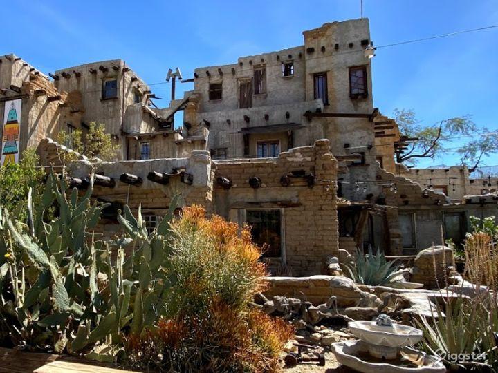 Historic Courtyard in Desert Hot Springs Photo 3