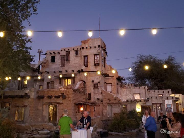 Historic Courtyard in Desert Hot Springs Photo 2