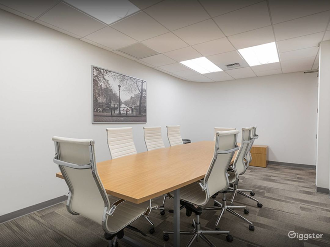 Airy Conference Room in Irvine Photo 1