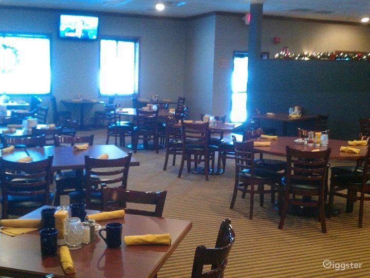 Potter's Lounge & Restaurant in Kalamazoo Photo 4