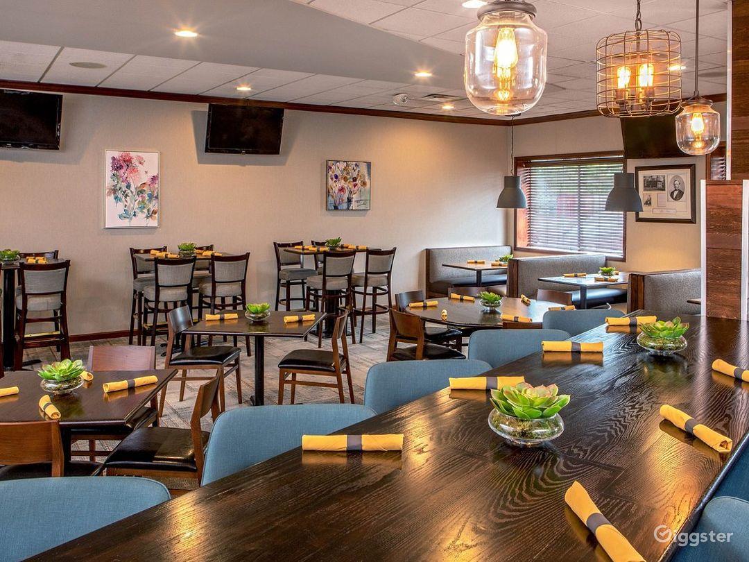 Potter's Lounge & Restaurant in Kalamazoo Photo 1