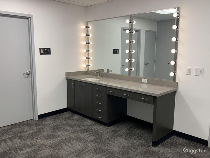 Star Dressing Room