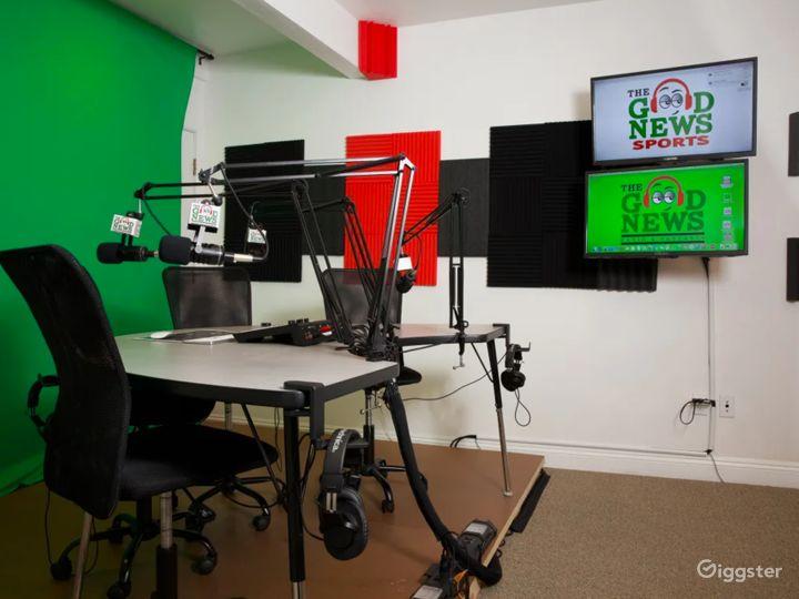 Stylish South Bay Podcast & Recording Studio Photo 2