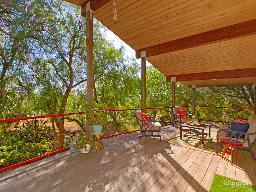 Luxury European Style Cabin located on 4.5 acres Photo 1