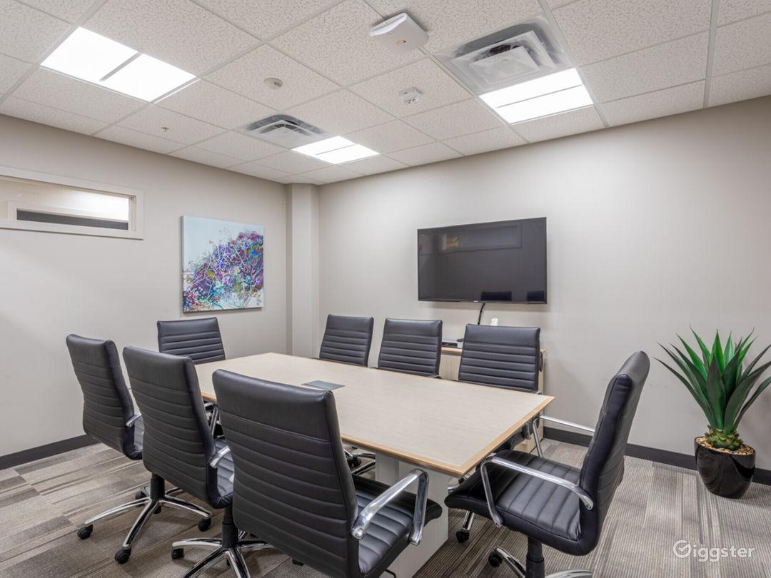 Medium-sized Meeting Room in Spokane  Photo 1