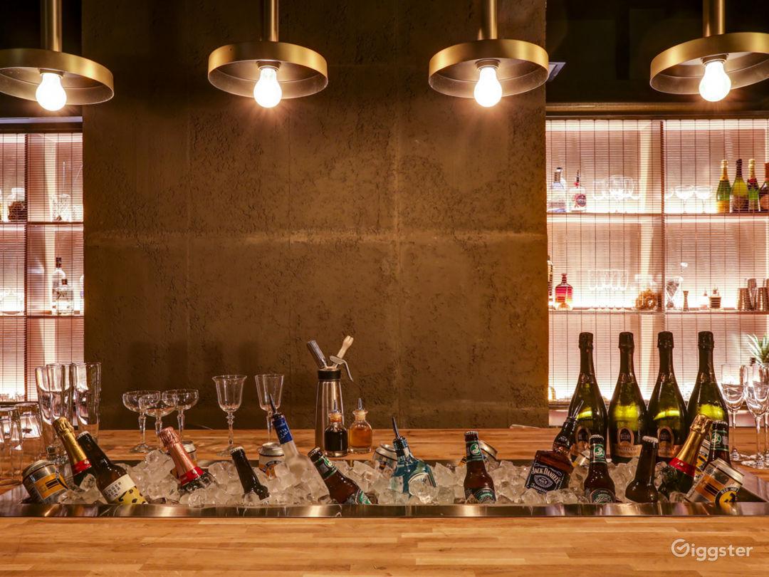 Stylish Inner City Cocktail Bar & Club Photo 1