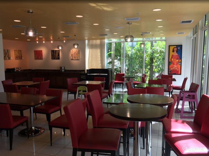Beautiful Hotel Restaurant in Brickell Photo 4