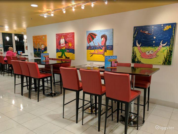 Beautiful Hotel Restaurant in Brickell Photo 3