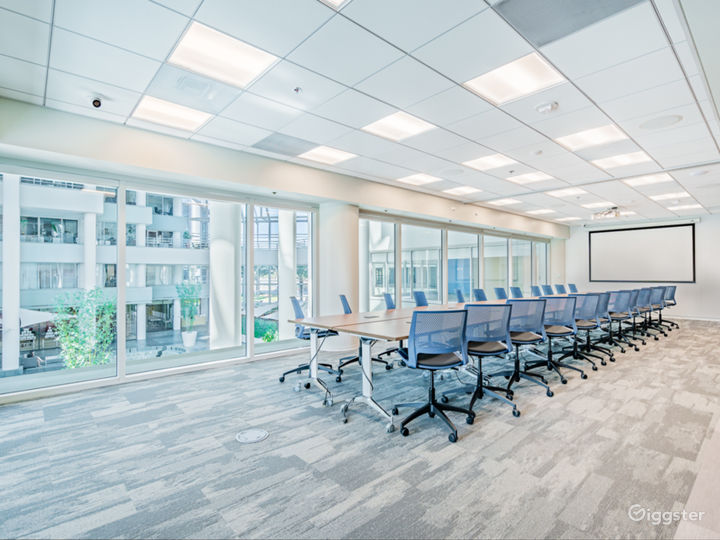 The Atrium Conference Room