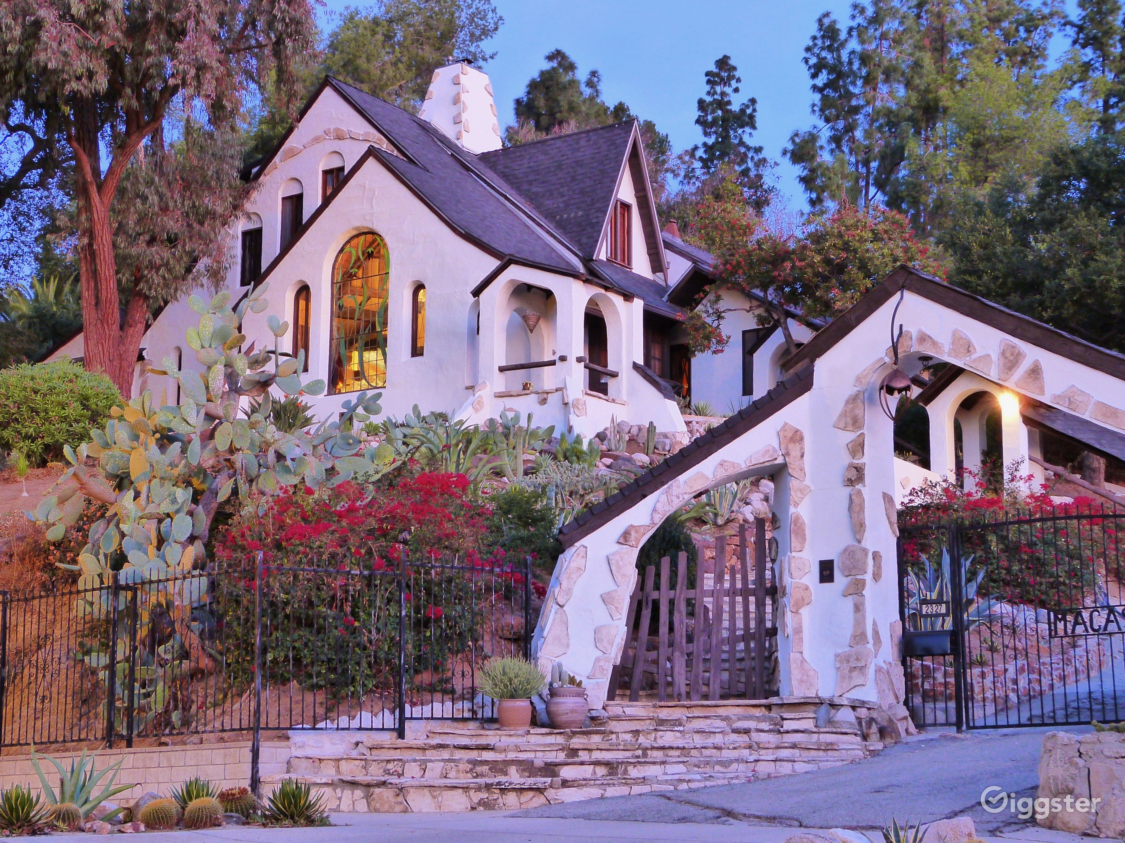 Fairytale Style Storybook House In Eagle Rock Rent This Location On Giggster