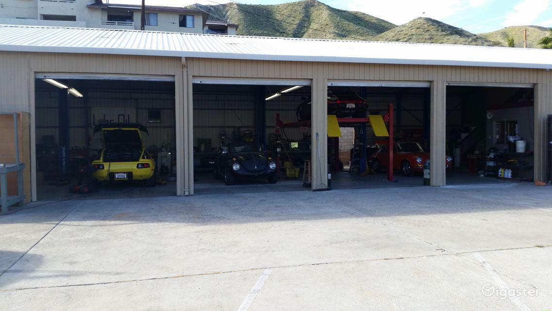 Auto Shop For Rent Near Me >> Auto Shop German Cars