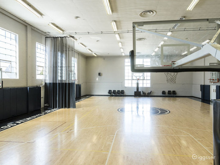 Basketball Court - Indoor NBA Sized Beverly Hills