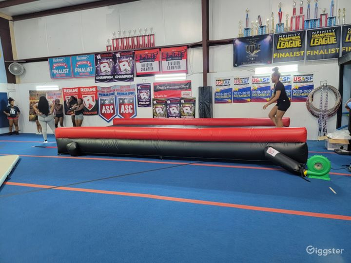 Absolutely Awesome Gymnastics Center in TX Photo 4