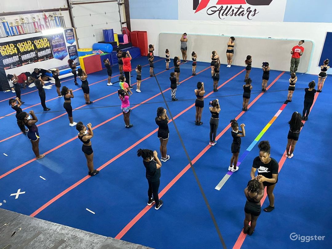 Absolutely Awesome Gymnastics Center in TX Photo 1