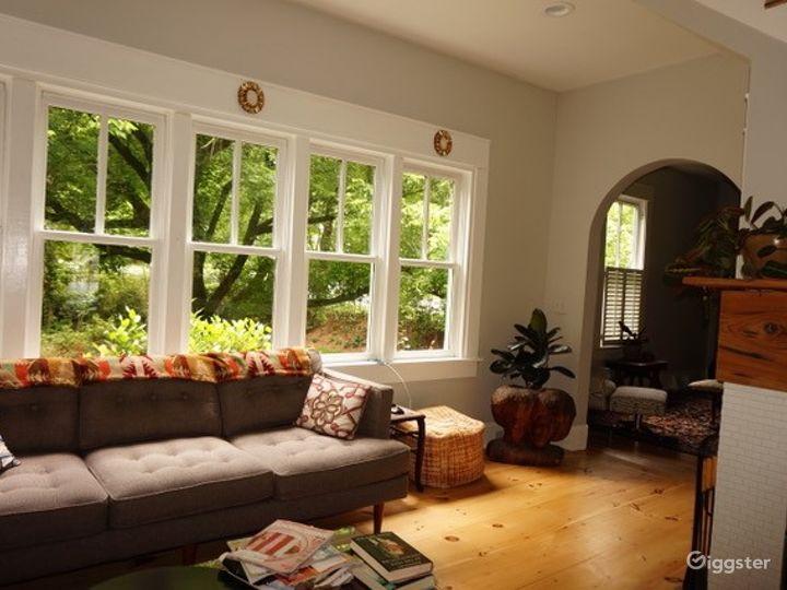 Pacific Northwest bungalow in Gwinnett County Photo 5