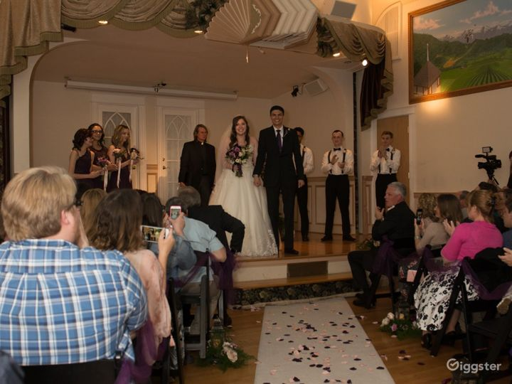 Elegant and Victorian Inspired Event Venue   Photo 5