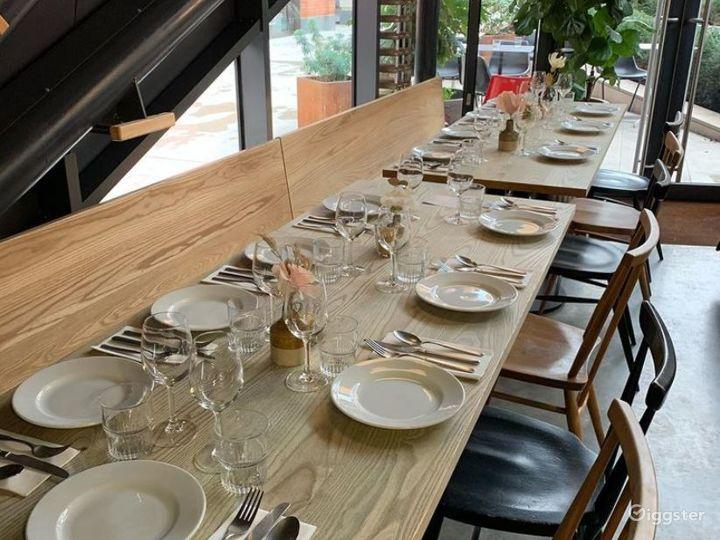 Café, Restaurant & Wine bar in Spitalfields Photo 3