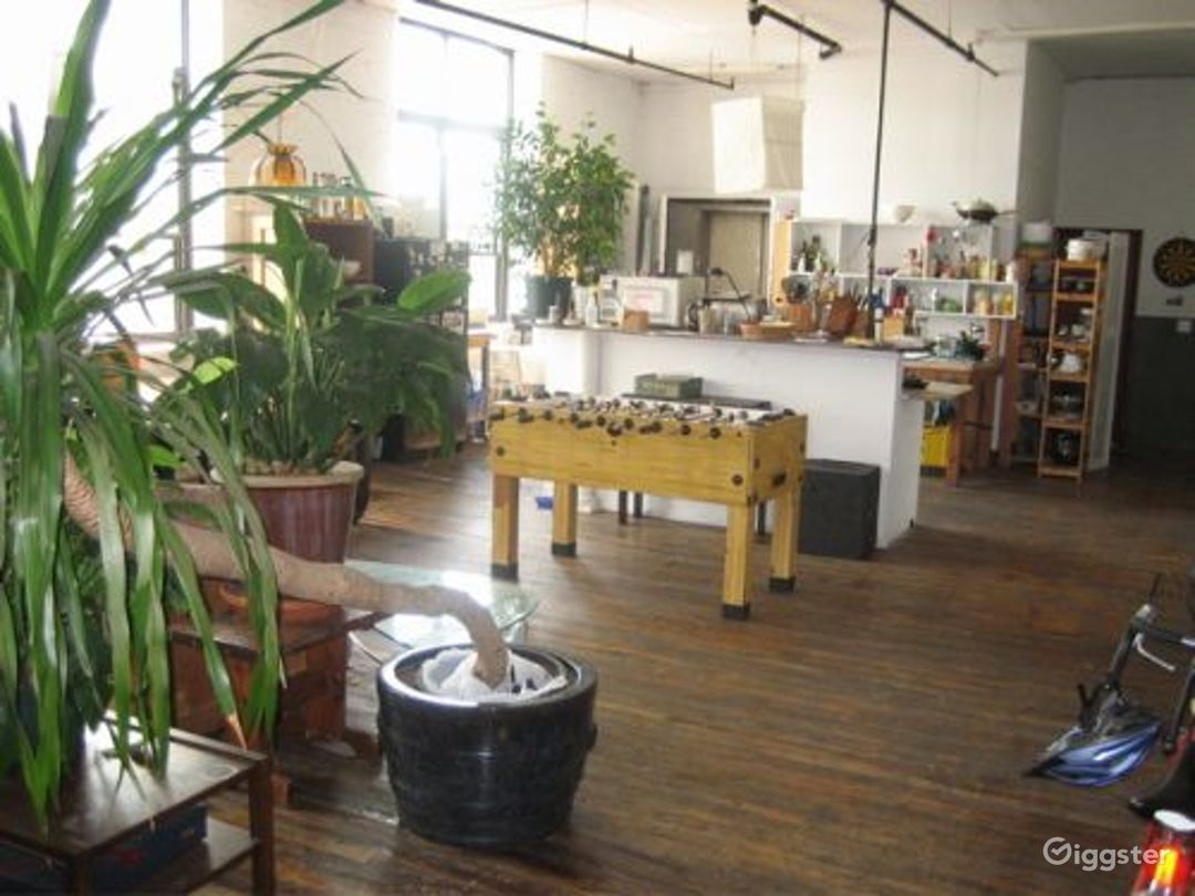 Funky Brooklyn apartment: Location 4155 Photo 1