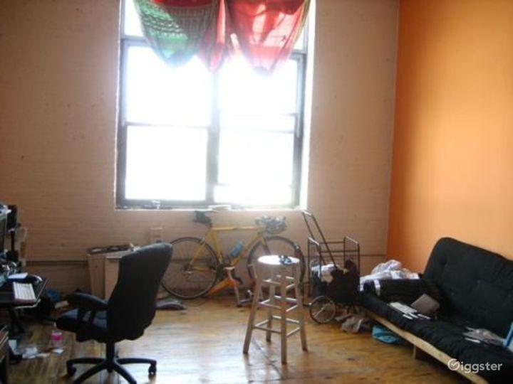 Funky Brooklyn apartment: Location 4155 Photo 3