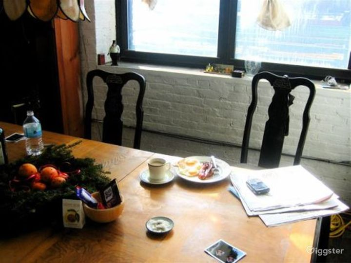 Funky Brooklyn apartment: Location 4155 Photo 2