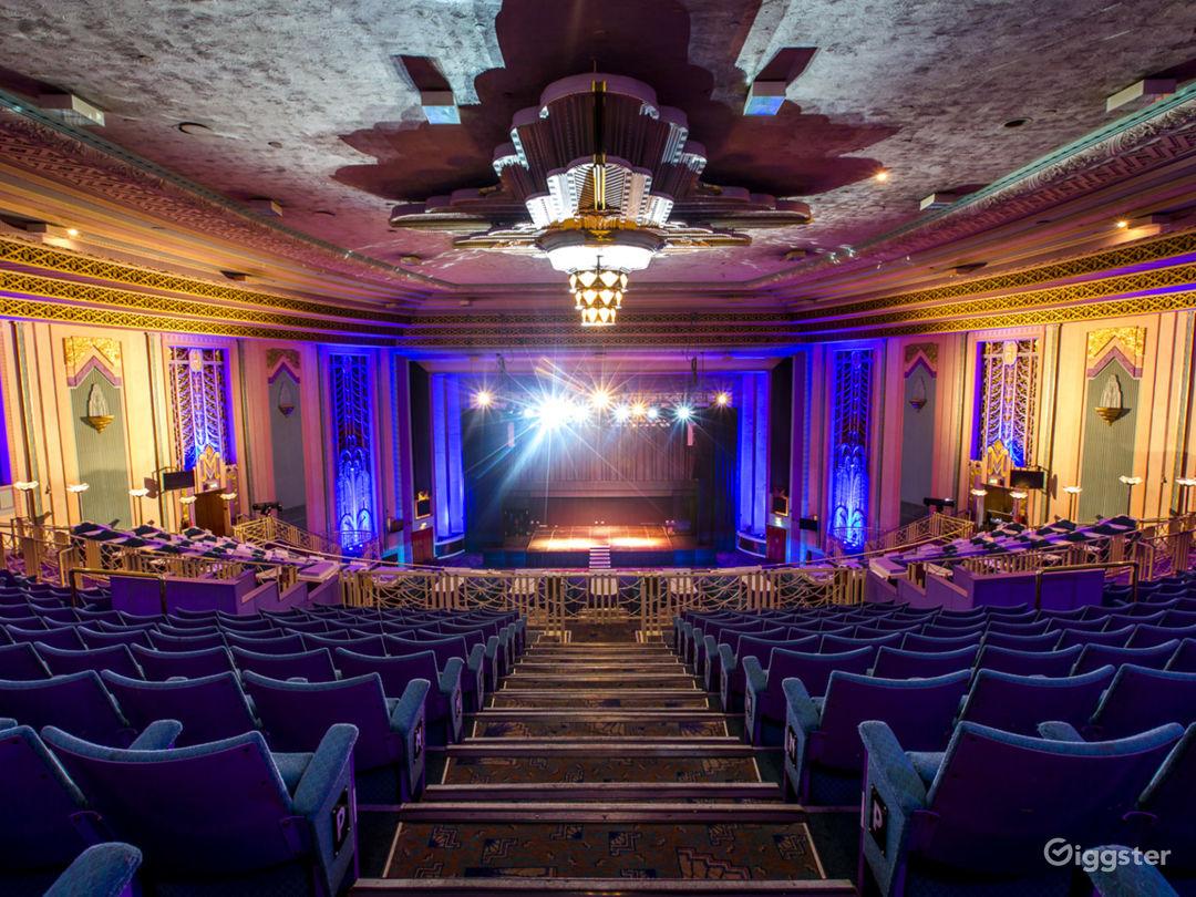 Unique Art Deco Venue in London Photo 1