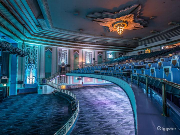 Unique Art Deco Venue in London Photo 3