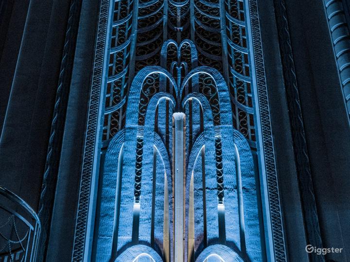Unique Art Deco Venue in London Photo 5