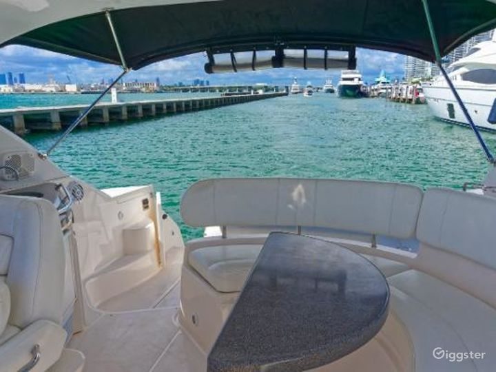 Radiant 40FT Regal Party Yacht Space Events Photo 3
