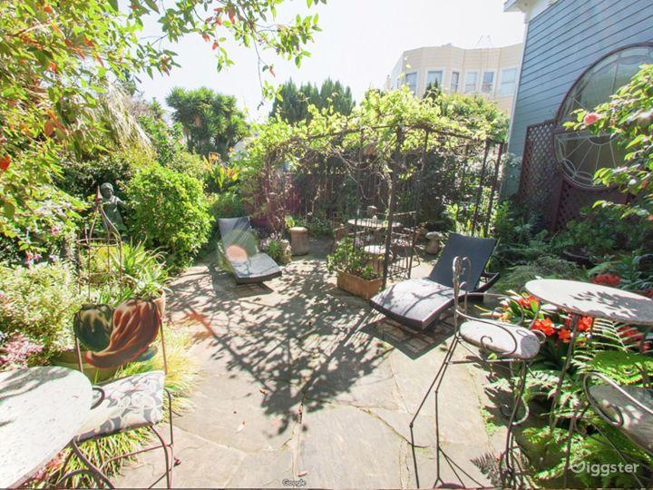 Magical Escape Garden in San Francisco Photo 4
