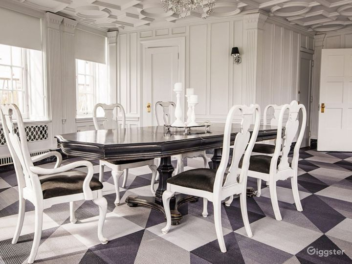 Architectural Meeting Room in Culver